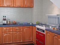 厨房里的厨具安装施工怎么做?
