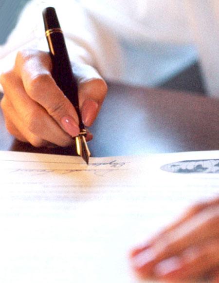 装饰施工合同的签订要注意的十二个细节