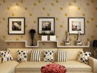 小户型沙发背景墙设计,巧妙解决三大客厅问题