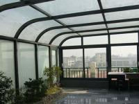阳光房装修,三种专属尖顶弧顶阳光房设计方案
