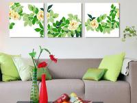 客厅沙发背景画的选择与搭配法则