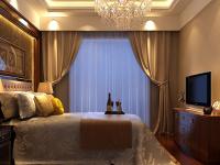 欧式床头背景墙材质选择及搭配技巧