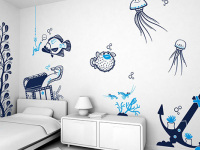 手绘涂鸦墙,给你一个完美的艺术空间