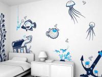 墙面涂鸦的施工工艺以及注意事项