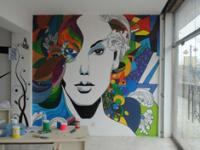 艺术墙手绘与现代家居墙壁装饰的关系