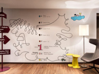 墙壁涂鸦画有哪些分类?