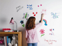 墙面被宝宝画了涂鸦后的4招解决方法