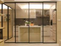 厨房玻璃推拉门怎么选?八大选购窍门推荐