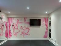 手绘墙设计一般的价格是怎样的?多少钱一平方?