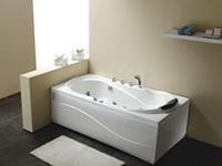 浴缸什么规格才是最合理的?浴缸标准尺寸介绍