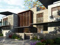 别墅景观设计 别墅景观风水有讲究