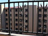 安装阳台防护栏的高度标准和注意事项介绍
