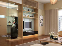 100平米家居装修出别样的风格