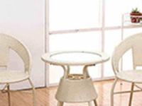 你知道白色藤家具的保养方法吗?