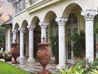 别墅大理石门柱样式参考