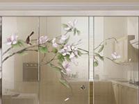 玻璃屏风隔断墙的分类简介