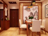 迅速提升餐厅逼格 餐厅装修壁画风水讲究