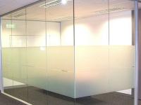 玻璃隔断墙多少钱?不同空间的玻璃隔断墙价格不一样哦!