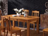 喜欢木质生活 餐厅木椅品牌排行榜
