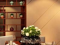 客厅博古架隔断墙可以怎么设计呢?
