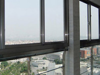 玻璃阳台窗分哪几种?