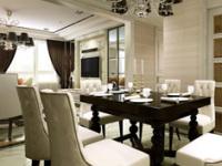 怎么放比较合适 餐椅餐桌配置规划