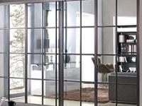 玻璃推拉门装饰应用介绍