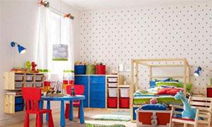 儿童房创意收纳相关知识介绍