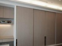 现代装修时尚家居 房间壁柜装修安装实用技巧