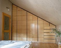 专属收纳空间 阁楼壁柜的设计规范