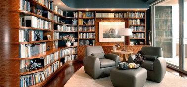 让阅读成为一种享受,打造优质居家书房