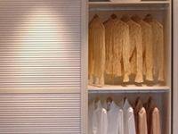 板式衣柜移门怎么选?板式衣柜移门选购要点