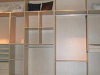大品牌衣柜实木颗粒板有哪些优点?