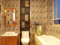 卫生间瓷砖选购要点 注重安全防滑