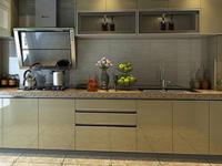 三种厨房壁柜布局方式,小编带你看看