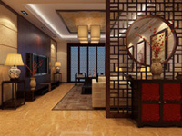 中式室内设计的特点