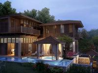 你有一封中式风格别墅设计的说明书,请查收!