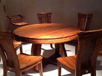 餐桌形状风水对餐厅装修的影响有多大?