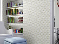 怎么选择墙布最环保?