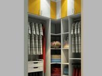 你了解壁柜吗? 壁柜特点及壁柜隔板尺寸介绍