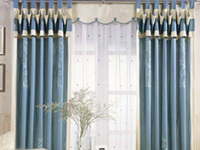 装饰性只是窗帘的一部分,窗帘选购技巧大放送!