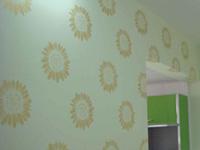 液体墙纸施工步骤你了解吗?