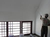 家庭装修之内墙涂刷必不可少的三个步骤