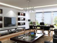 工作和家庭的混搭 家庭办公室的设计和风水