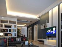 时尚大气客厅的装修设计攻略 只要五个元素