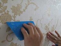壁纸胶就要挑那种既环保又安全的!