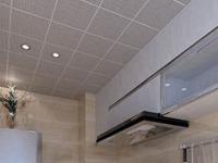 厨房照明好帮手,厨卫吊顶这么安装就对了!