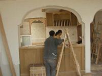 关于秋季木工施工的相关注意事项