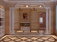 第一门面担当 玄关的设计重点介绍