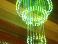 灯具安装看过来 光纤照明安装流程详解